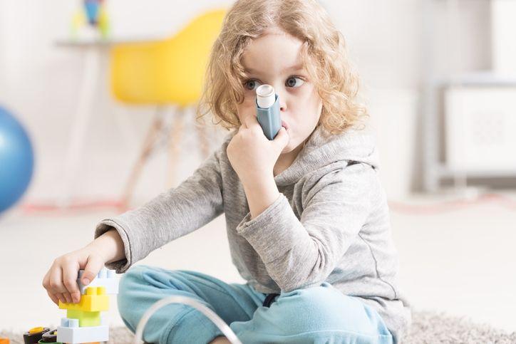 Enfant asthmatique